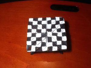 john_montroll_chessboard_with_stand